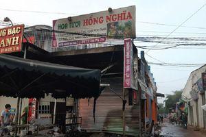 Cháy tiệm hoa lúc rạng sáng, 2 nữ nhân viên thiệt mạng thương tâm