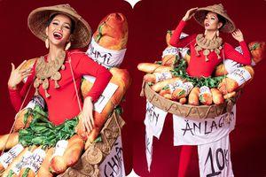 Công bố Top 6 National Costume: Khán giả dậy sóng với thiết kế Bánh mì vì 'xa rời' bản gốc
