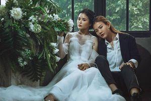 Bộ ảnh ' Can I be your Mrs Right?' của cặp đôi đồng tính nữ đẹp lung linh giữa đất trời Sài Gòn