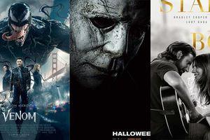 BXH doanh thu Bắc Mỹ (19/10 - 21/10): Cơn bão 'Halloween' giành ngôi vương, 'Venom' tụt dốc thảm hại!