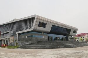 Hà Nội: Nhà hát huyện Đan Phượng vốn hơn 117 tỷ đồng giờ ra sao?
