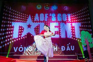 Cô sinh viên tập múa trở thành hoa khôi tài sắc