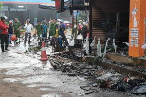 Đắk Lắk: Cháy cửa hàng hoa tươi, hai cô gái tử vong