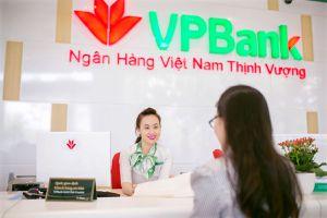 Tín dụng 'giảm tốc', VPBank vẫn lãi trước thuế 6.125 tỷ đồng