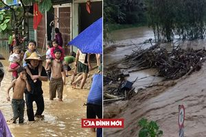 Dự báo thời tiết ngày 23/10: Bắc Bộ tiếp tục chuyển lạnh, Hà Nội có mưa dông