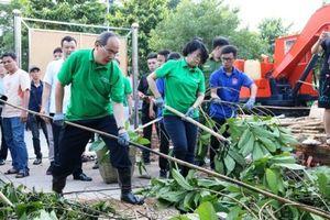 TP.HCM vận động người dân không bỏ rác ra đường, kênh rạch