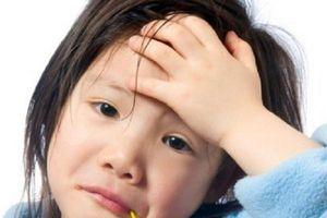 Một số bệnh trẻ thường mắc phải trong mùa nắng nóng