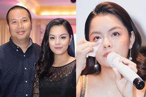 Không còn là tin đồn, ông bầu Quang Huy chính thức tuyên bố ly hôn với Phạm Quỳnh Anh