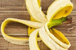 5 cách làm đẹp hiệu quả với vỏ chuối