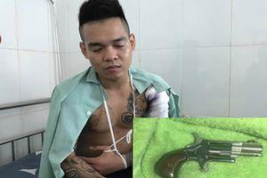 Nghệ An: Mâu thuẫn tại quán ăn hai người bị bắn trọng thương