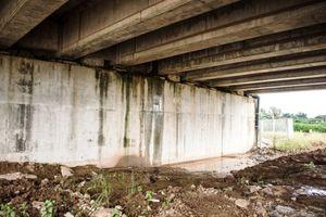 VEC lý giải việc cầu chui đường cao tốc Đà Nẵng – Quảng Ngãi thấm nước