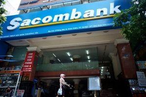 Nhận diện nợ xấu Sacombank sau 9 tháng