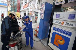 Giá xăng giảm, giá dầu giữ ổn định từ 15h chiều nay