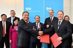 Thủ tướng chứng kiến Tập đoàn CMC kí thỏa thuận chiến lược với đối tác Đan Mạch