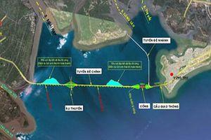 Đê biển Vũng Tàu - Gò Công 155,6 nghìn tỷ: Đề nghị dừng nghiên cứu
