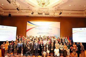 Đối thoại ASEAN-EU về bình đẳng giới, trao quyền cho phụ nữ và trẻ gái