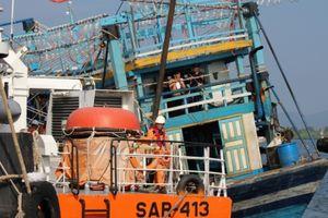 Tai nạn, sự cố trên biển có xu hướng tăng cao