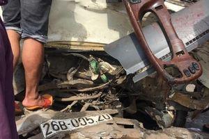 Vụ hàng chục người bị TNGT ở Sơn La:Xe tải chưa đăng kiểm lại?