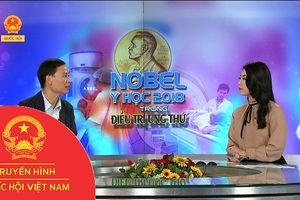 NOBEL Y HỌC 2018 - ỨNG DỤNG ĐIỀU TRỊ UNG THƯ TẠI VIỆT NAM