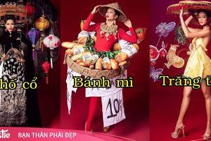 Lộ diện top 6 trang phục dân tộc thiết kế cho 'cô Hen' tại đấu trường Hoa hậu Hoàn vũ 2018