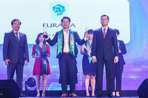 Resort tại Đà Nẵng đạt giải thưởng phát triển ngành du lịch Việt Nam
