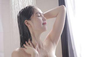 Thói quen sai lầm khi tắm có thể gây ra đủ thứ bệnh