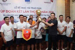 Giải bóng đá 'Cúp Đoàn kết' lần thứ tư