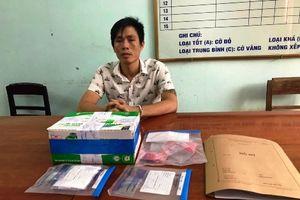 Tàng trữ gần 2 ngàn viên ma túy tổng hợp tại nhà trọ
