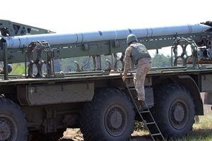 Ukraina chuẩn bị dùng pháo đa nòng chiến lực mới chống 'phiến quân' miền Đông