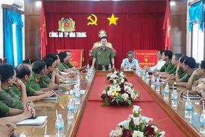 Khen thưởng thành tích triệt phá đường dây ma túy đá lớn nhất ở Khánh Hòa