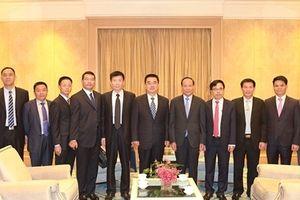 Thứ trưởng Lê Quý Vương tiếp Đoàn đại biểu Tổng bộ Cảnh sát vũ trang nhân dân Trung Quốc