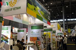 Việt Nam dự Hội chợ quốc tế Công nghiệp thực phẩm Sial Paris 2018