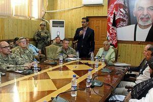 Tướng Lục quân Mỹ bị thương trong vụ xả súng tại Afghanistan
