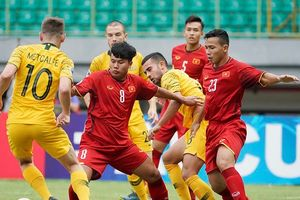 Clip U19 Việt Nam 1-2 U19 Australia: Không có phép màu