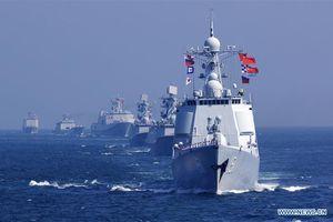 Trung Quốc và các nước ASEAN sẽ tập trận chung trên Biển Đông vào tuần tới