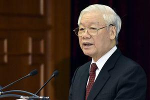 Giới thiệu Tổng Bí thư Nguyễn Phú Trọng để Quốc hội bầu làm Chủ tịch nước