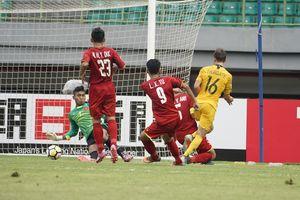 U19 châu Á: Thua U19 Australia, U19 Việt Nam chính thức bị loại