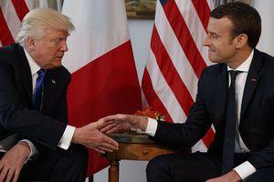 Tổng thống Pháp lo ngại Mỹ rút khỏi INF sẽ ảnh hưởng tới an ninh châu Âu