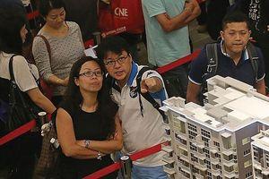 Singapore thắt chặt quy định diện tích nhà tối thiểu
