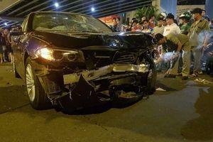 'Nguyên nhân' dẫn đến vụ tai nạn ô tô kinh hoàng của xe BMW là do 'đôi dép'