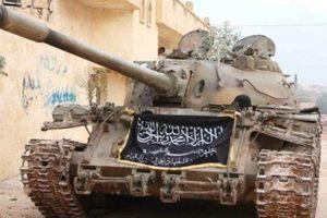 Phiến quân tiếp tục tấn công bên trong vùng đệm Idlib