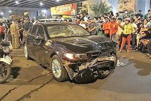 Lái xe BMW gây tai nạn liên hoàn có bị xử lý hình sự?