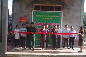 Thừa Thiên - Huế: Ấm lòng những ngôi nhà Đại đoàn kết nơi biên giới