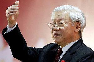 Hoa Kỳ chúc mừng TBT Nguyễn Phú Trọng đắc cử Chủ tịch nước