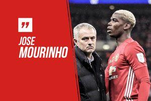 HLV Mourinho: 'Tôi không muốn nói về Pogba'