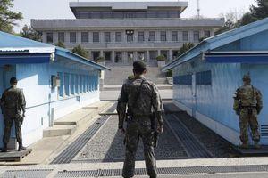 Hàn - Triều rút quân và vũ khí khỏi làng đình chiến Bàn Môn Điếm