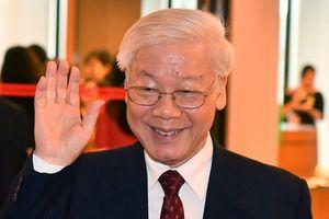 Các nước gửi điện mừng TBT Nguyễn Phú Trọng được bầu làm Chủ tịch nước