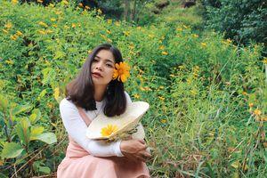 #Justgo: Mê mẩn sắc vàng mùa hoa dã quỳ Đà Lạt