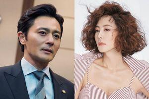 Jang Dong Gun và Kim Nam Joo bị cơ quan thuế Hàn Quốc kiểm tra
