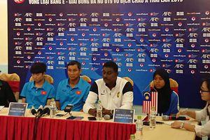 Vòng loại giải U19 nữ châu Á: Tất cả các đội đã sẵn sàng thi đấu
